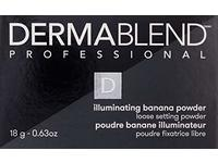 Dermablend Illuminating Banana Powder, Loose Setting Powder, 0.63 Oz. - Image 6