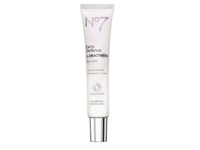 No.7 Early Defence Glow Activating Serum, 1 fl oz