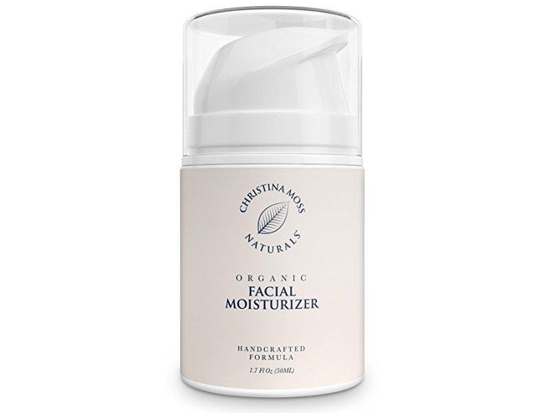 Christina Moss Naturals Facial Moisturizing Cream, 1.7 fl oz