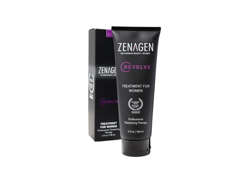 Zenagen Revolve Treatment for Women, 6 Fl Oz