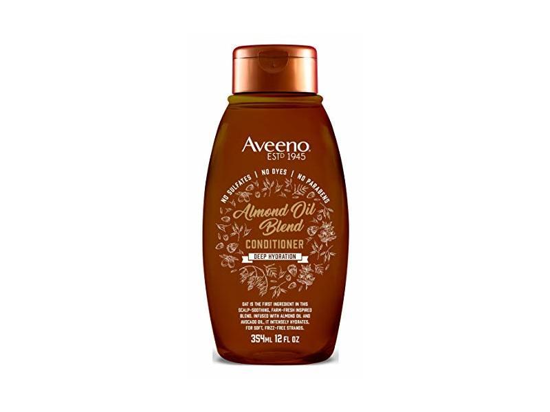 Aveeno Conditioner, Almond Oil Blend, 12 fl oz