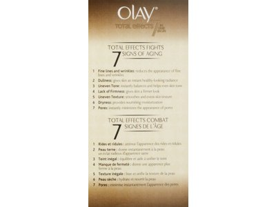 Olay Total Effects 7-in-1 Anti-Aging Moisturizer Plus Touch of Sun, procter & gamble - Image 3