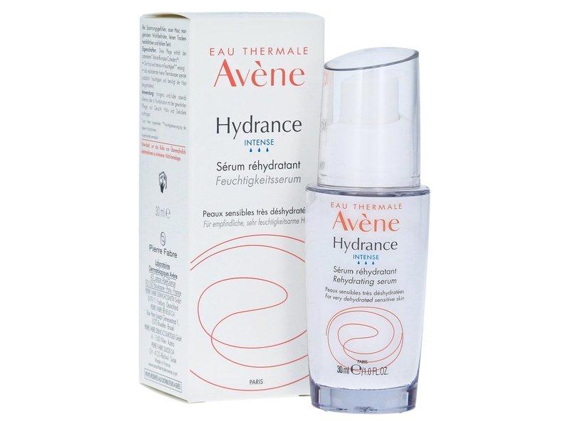 Eau Thermale Avene Hydrance Intense Rehydrating Serum, 30 mL/1 fl oz