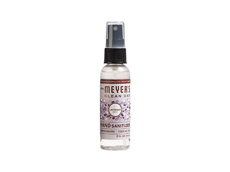 Mrs. Meyer's Clean Day Hand Sanitizer, Lavender, 2 fl oz