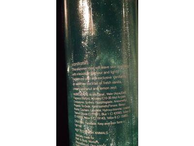Bath & Body Works Vanilla Tini Shimmer Mist, 8 fl oz - Image 4