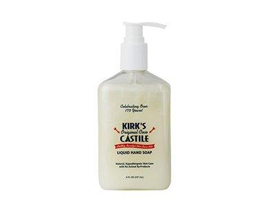 Kirk's Natural Original Coco Castile Liquid Soap, 8 Fluid Ounce