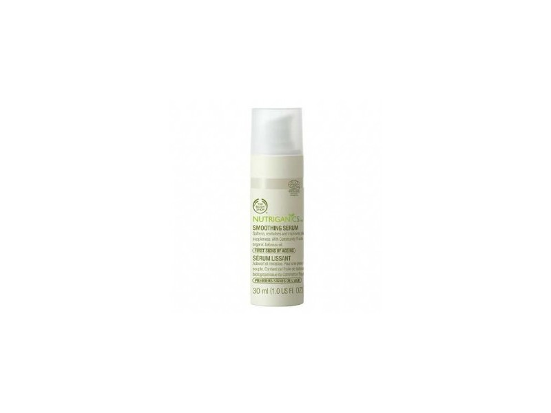 The Body Shop Nutriganics Smoothing Serum, 1.0 fl oz