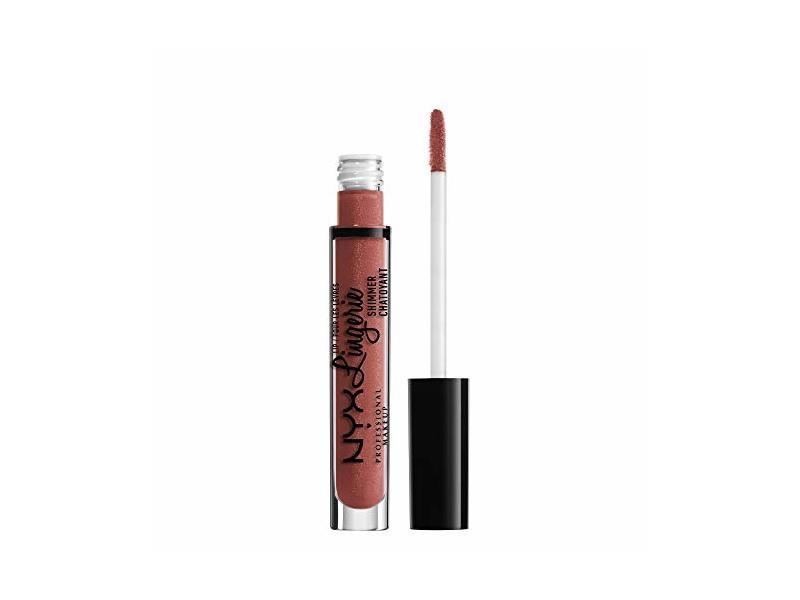 NYX PROFESSIONAL MAKEUP Lip Lingerie Shimmer, Spirit, 0.11 Ounce
