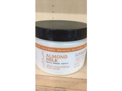 Carol's Daughter Almond Milk Ultra-Nourishing Hair Mask, 12 oz - Image 5
