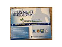 ECOSNEXT Laundry Detergent Liquidless, Free & Clear, 50 Count, 175 g - Image 3