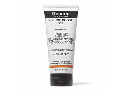 Generic Value Products Volume Boost Gel, 6.0 fl oz