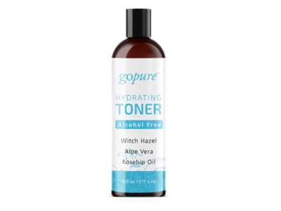 goPure Hydrating Toner, 6 fl oz