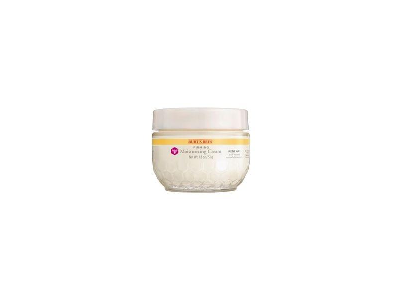 Burt's Bees Renewal Firming Moisturizing Cream, 1.8 oz/51 g