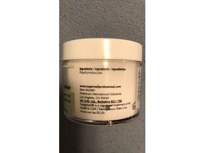 Supernail Prodip French Acrylic Dip Powder, Clear, 2 oz - Image 4