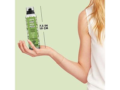 Love Beauty and Planet Hair Spray, Coconut Milk & White Jasmine, 6.8 oz - Image 10