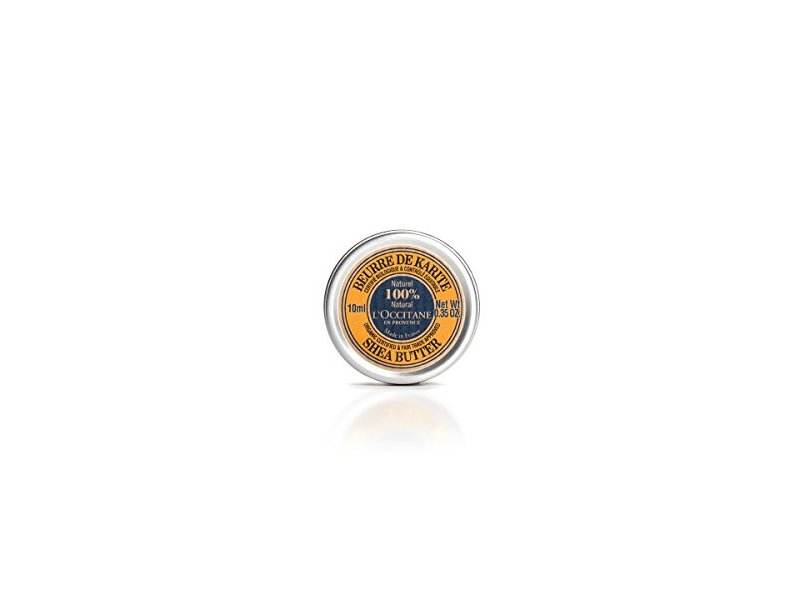 L'Occitane 100% Natural Organic & Fair Trade Shea Butter, 0.35 oz