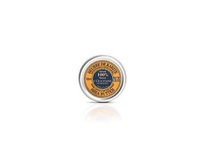 L'Occitane 100% Natural Organic & Fair Trade Shea Butter, 0.35 oz