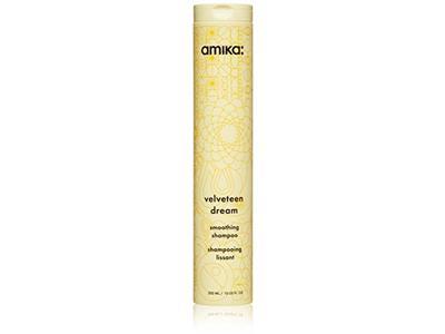 amika Velveteen Dream Smoothing Shampoo, 10.1 oz.
