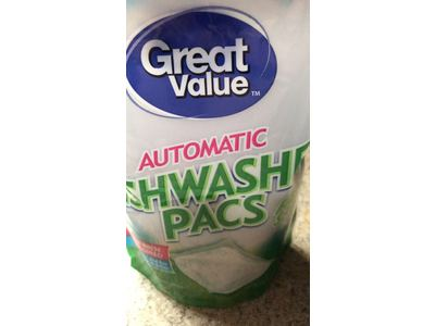 Great Value Automatic Dishwasher Pacs - Image 3