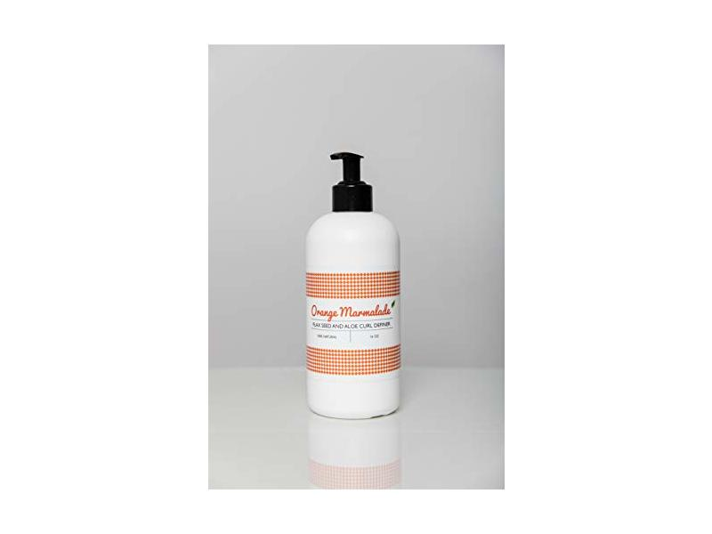 Orange Marmalade Flaxseed and Aloe Curl Definer, 16 oz