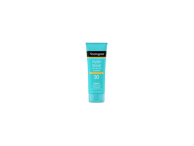 Neutrogena Hydroboost Non-Greasy Sunscreen Lotion SPF 30