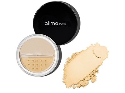 Alima Pure Satin Matte Foundation - Warm 3 - Image 1