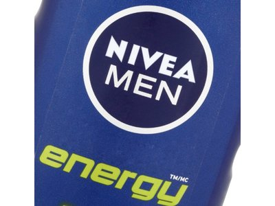Nivea Men Shower Gel, Energy, 500ml - Image 6