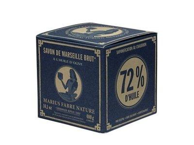 Marius Fabre Savon De Marseille Olive Oil Soap, 400 g - Image 1