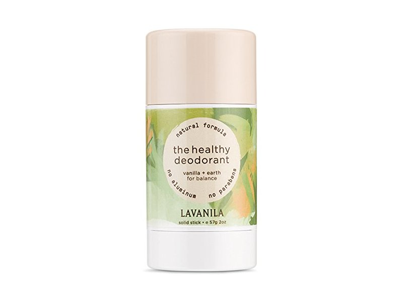 Lavanila The Healthy Deodorant Deodorant Stick, Vanilla & Earth, 2 Ounce