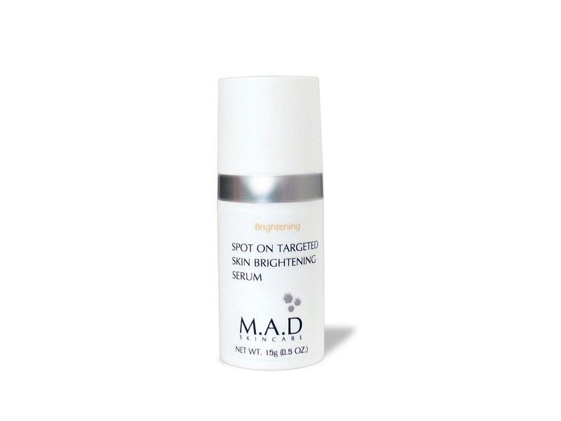 M.A.D Skincare Spot On Targeted Skin Brightening Serum, 15 g