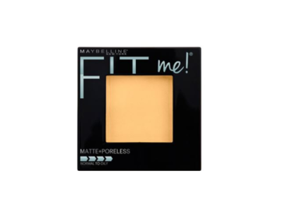 Maybelline New York Fit Me! Matte + Poreless Foundation Powder, Classic Ivory 120, 0.30 oz (Pack of 2) - Image 1