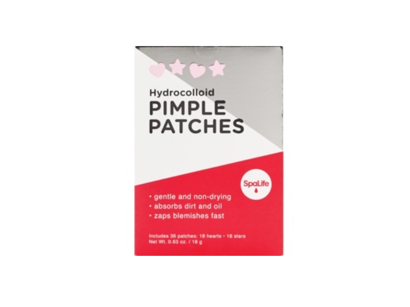 SpaLife Hydrocolloid Pimple Patches