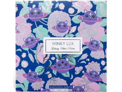 Winky Lux Galaxy Kitten Eyeshadow Palette, 0.475 oz
