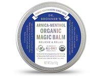 Dr. Bronner's Arnica-Menthol Organic Magic Balm, 2 oz - Image 2