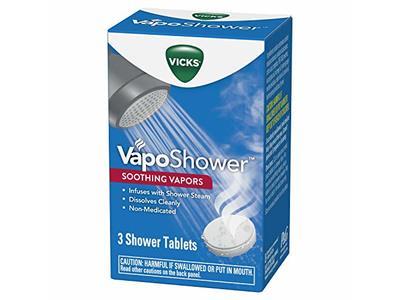 Vicks Vaposhower Shower Tablets