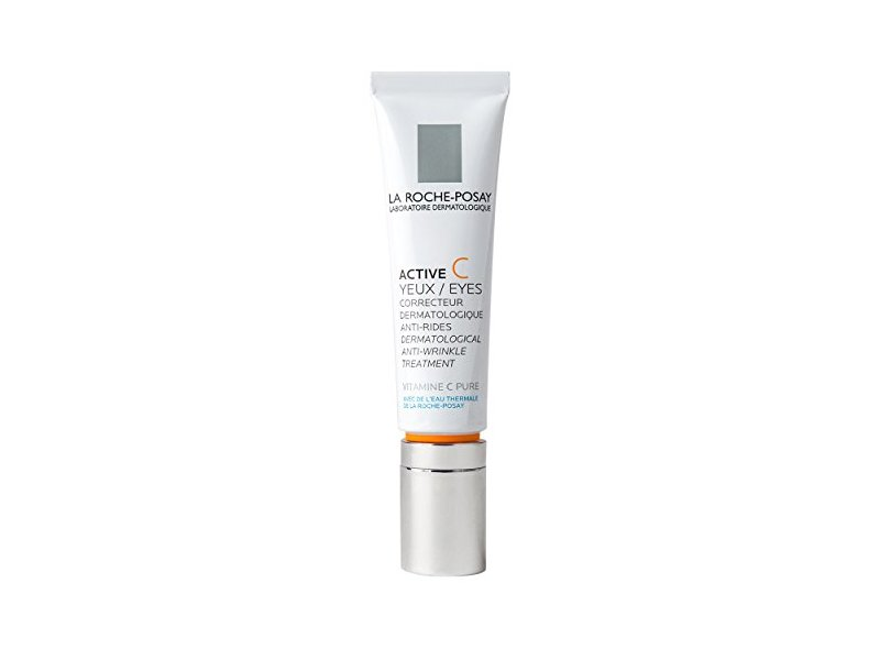 La Roche-Posay Active C Eyes Dermatological Anti-Wrinkle Treatment Vitamin C Eye Serum, 0.5 Fl. Oz.