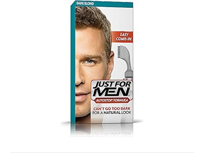 JUST FOR MEN AutoStop Haircolor, Dark Blond A-15