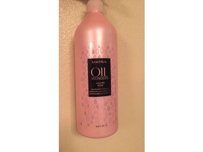 Matrix Oil Wonders Volume Rose Conditioner, 33.8 Ounce - Image 3