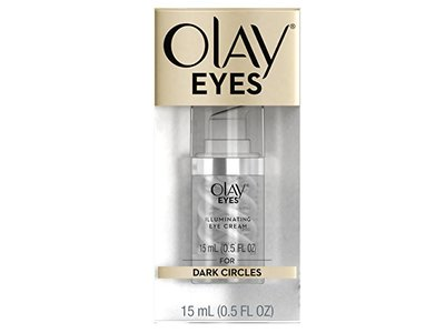 Olay Eyes Illuminating Eye Cream for Dark Circles Under Eyes, 0.5 Fl Oz - Image 1