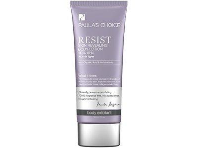 Paula's Choice Resist Skin Revealing Body Lotion 10% AHA with Glycolic Acid and Antioxidants - 7 oz