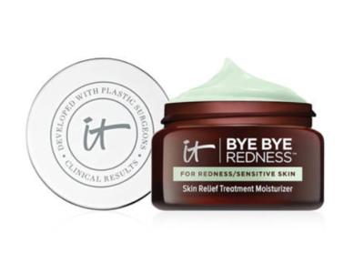 It Cosmetics Bye Bye Redness Skin Relief Treatment Moisturizer, 2 fl oz