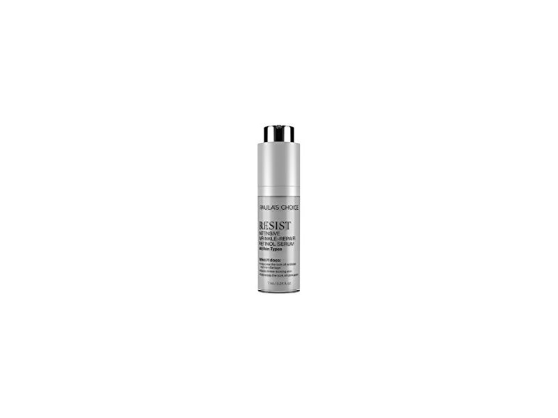 Paula's Choice RESIST Intensive Wrinkle-Repair Retinol Serum with Vitamin C for Wrinkles and Uneven Skin Tone, Travel Size