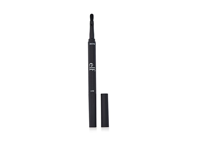 e.l.f. Lip Liner and Blending Brush, Red, 0.1 Ounce