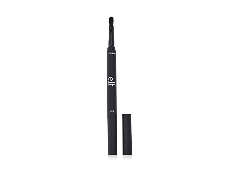 e.l.f. Lip Liner and Blending Brush, Red, 0.1 Ounce