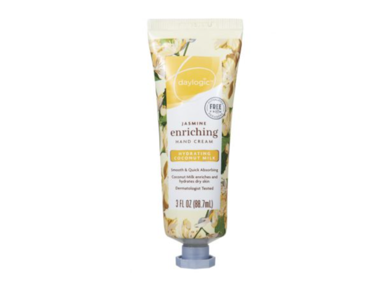 Daylogic Hand Cream, Jasmine, 3 fl oz