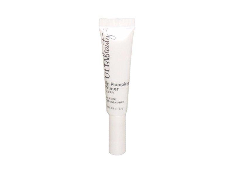 Ulta Beauty Lip Plumping Primer, Clear, 0.19 oz