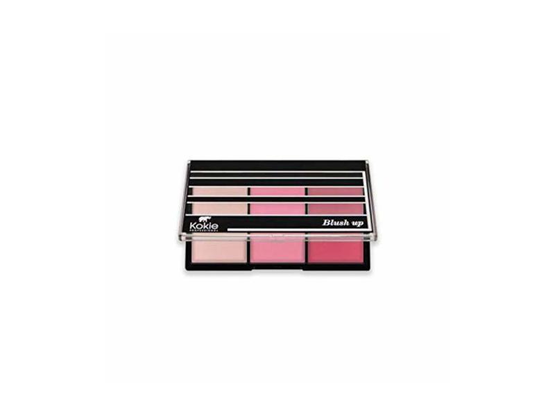Kokie Cosmetics Blush Up - Blush Palette, Pinken, 0.67 Ounce