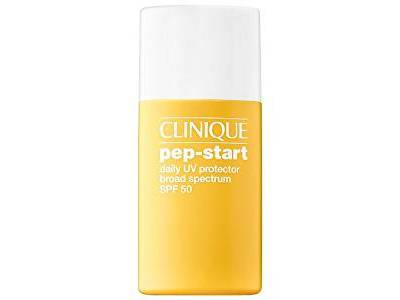 Clinique Pep-Start Daily UV Protector Broad Spectrum SPF 50, 1 fl oz