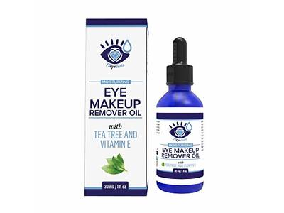 Eye Love Eye Makeup Remover with Tea Tree and Vitamin E, 1 fl oz