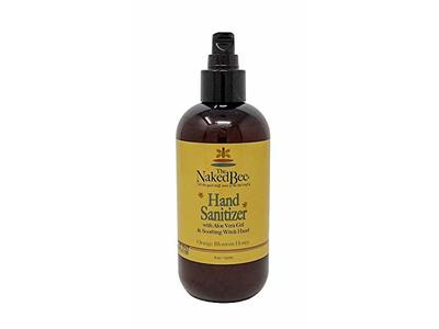 The Naked Bee Hand Sanitizer, Orange Blossom Honey, 8 oz